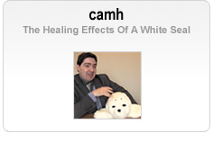 camh - The Healing Effects Of A White Seal