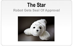 The Star - Robot Gest Seal Of Approval